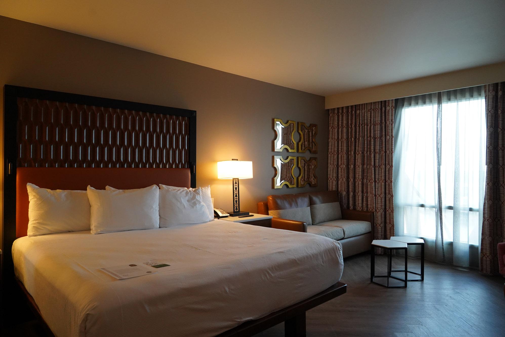 hotel room at Walt Disney World Resort